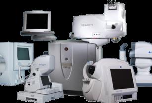 Full Optometry Office Equipment