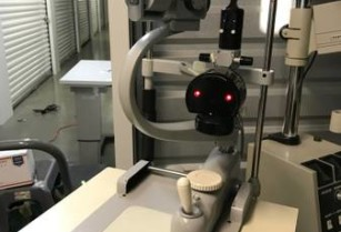 Zeiss 100/16 Slit Lamp